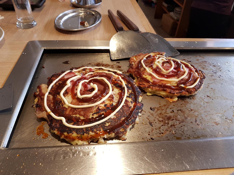 Sauce spirals