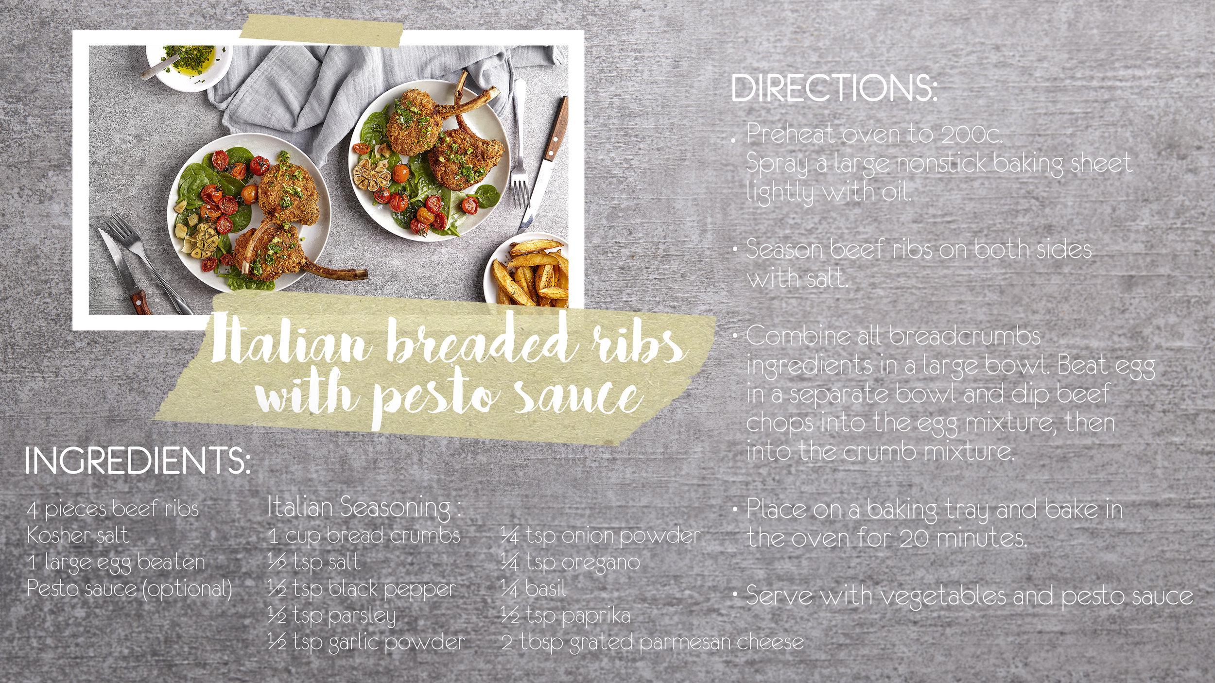 Full recipe below: