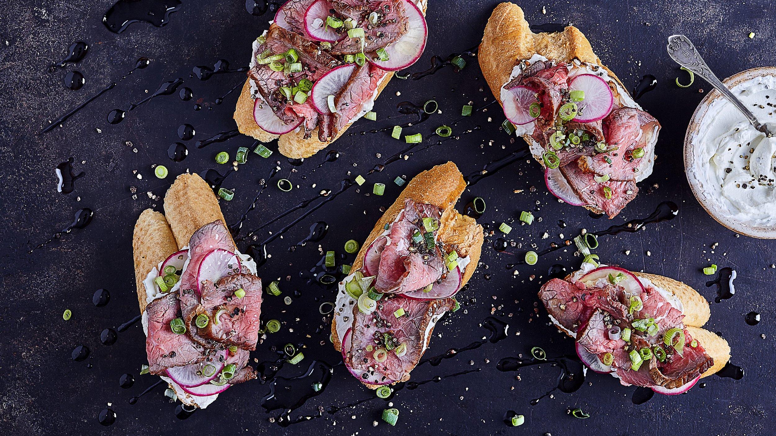 Beef and Horseradish Crostini .jpg