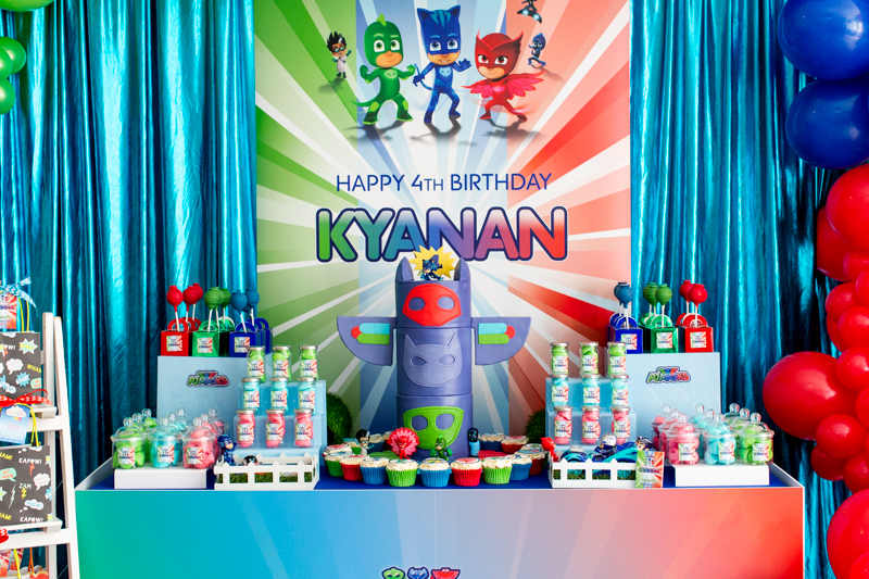 Kyanan's Birthday Party, click image to view photos