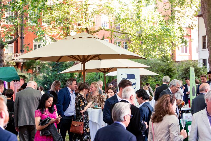 RSMSJ Summer Garden Party, click image to view photos
