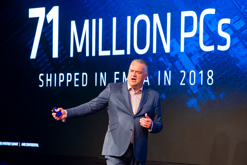 AMD Conference, click image to view photos