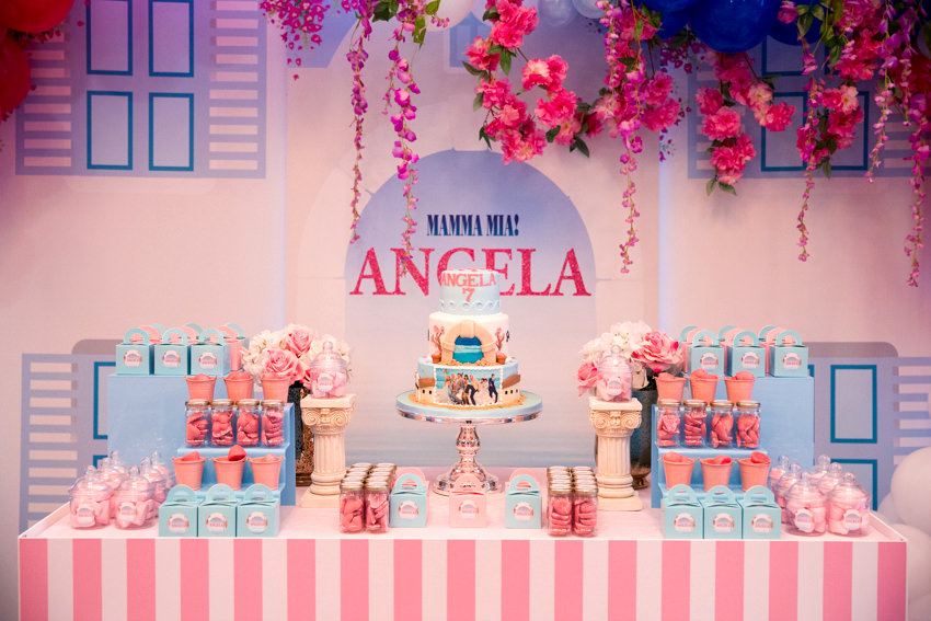 Angela's 7th Birthday Party, click image to view photos