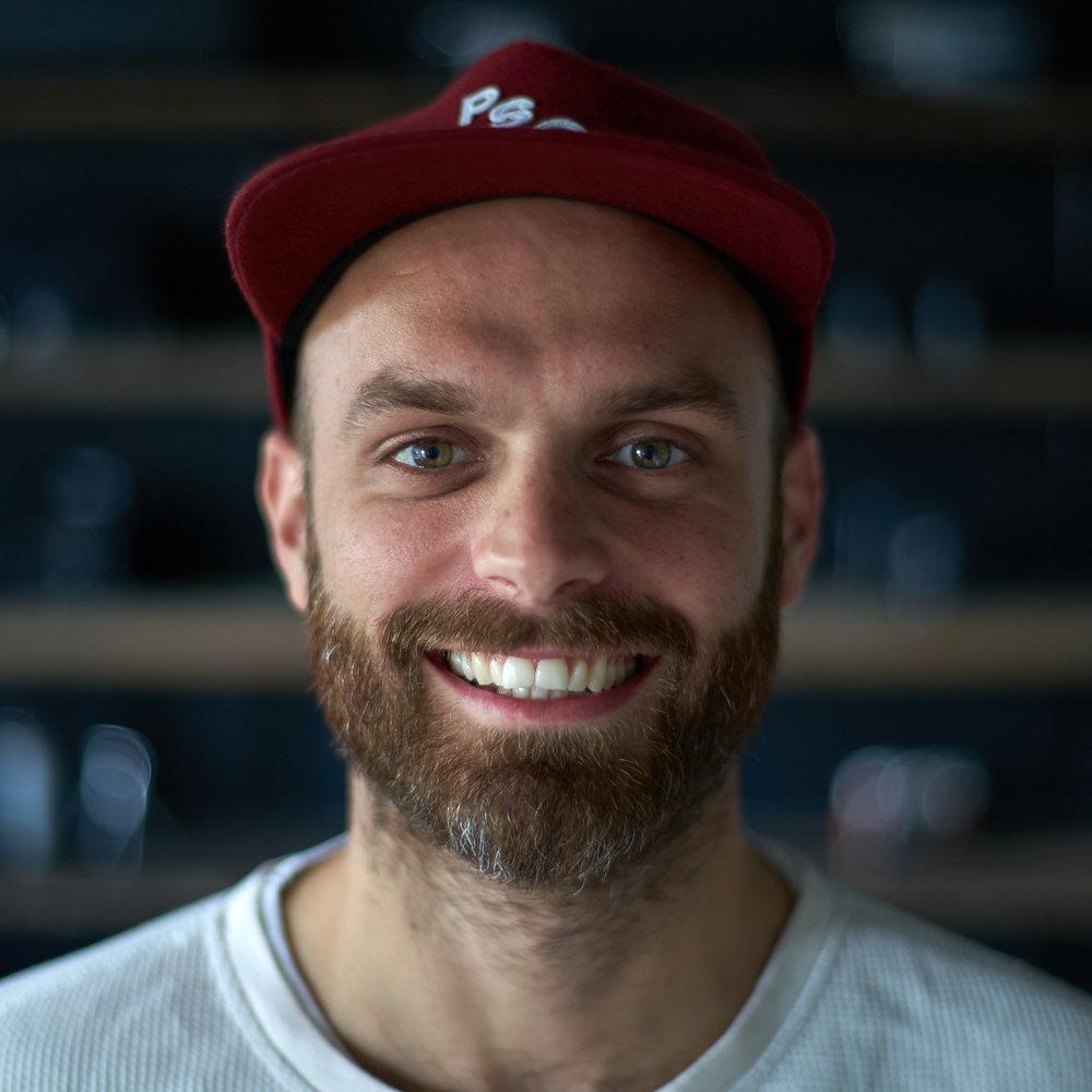 Nick Hayward, Co-Founder & Executive Producer