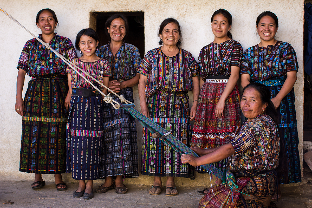 Women Artisans of Guatemala - By collaborating with this women weaver's cooperative in Guatemala, Artisan & Fox aims to help preserve Mayan craftsmanship by sharing their classic designs with the world, and empowering the women weavers to expand their businesses by connecting them to consumers like you.Every piece is made fully by hand.Our collaboration with this cooperative is unique as 65% of the profits made by sales is paid to the cooperative. The weavers receive 50% and the remainder is given to the administrator and translator working to facilitate our collaboration.