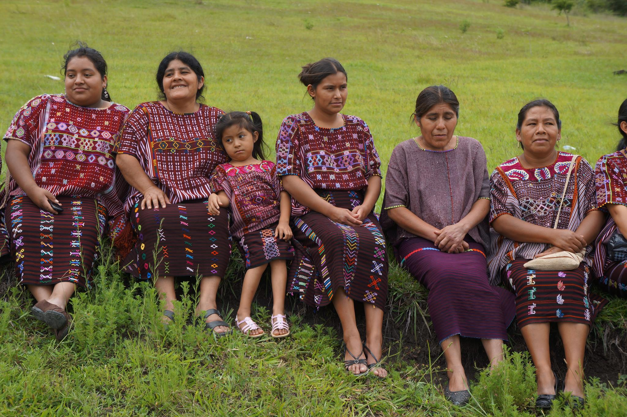 Women weavers of Guatemala