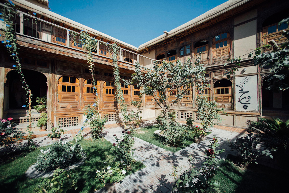 Turquoise Mountain - We're privileged to partner with Turquoise Mountain, a British non-governmental organisation regenerating historic areas and reviving Afghan traditional arts.