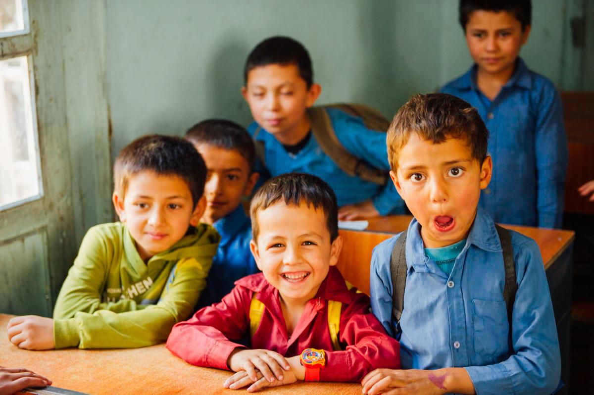 Children of Afghanistan