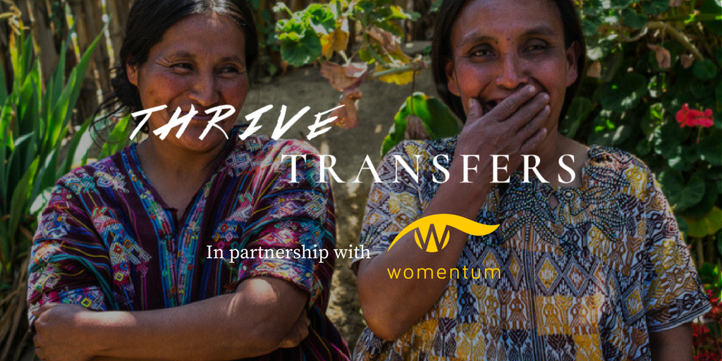 Woman Empowerment ThriveTransfers
