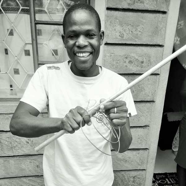 Artisan: Elijah - Elijah is a 28 year-old artisan from Kenya, and loves creating elegant pieces from recycled brass materials.Elijah's favorite part of his job is knowing someone will be wearing his piece!In the future, he hopes to open his own workshop to employ other young jewelry makers and artisans who shares his talent for craftsmanship.