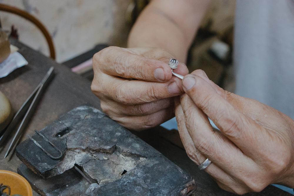 Handmade jewellery from Vietnam