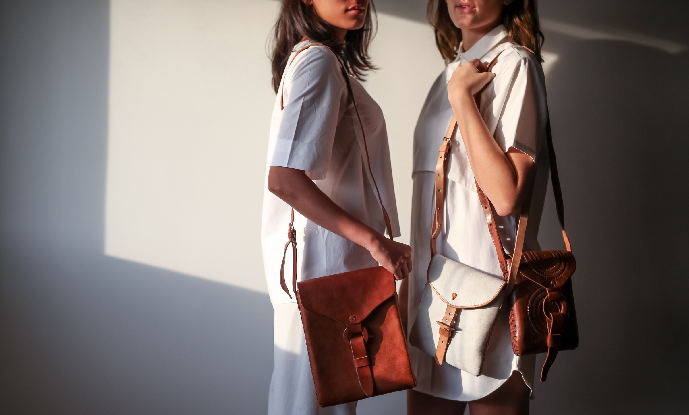 SOL Leather Bags ethically handcrafted fair trade