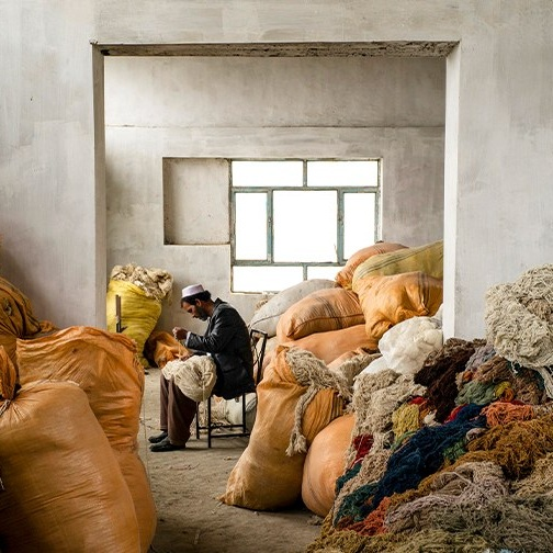 - Artisan & Fox is honoured to be mentioned in Vogue Business's latest article featuring brands who are protecting artisanship and culture in conflict areas such as Afghanistan.