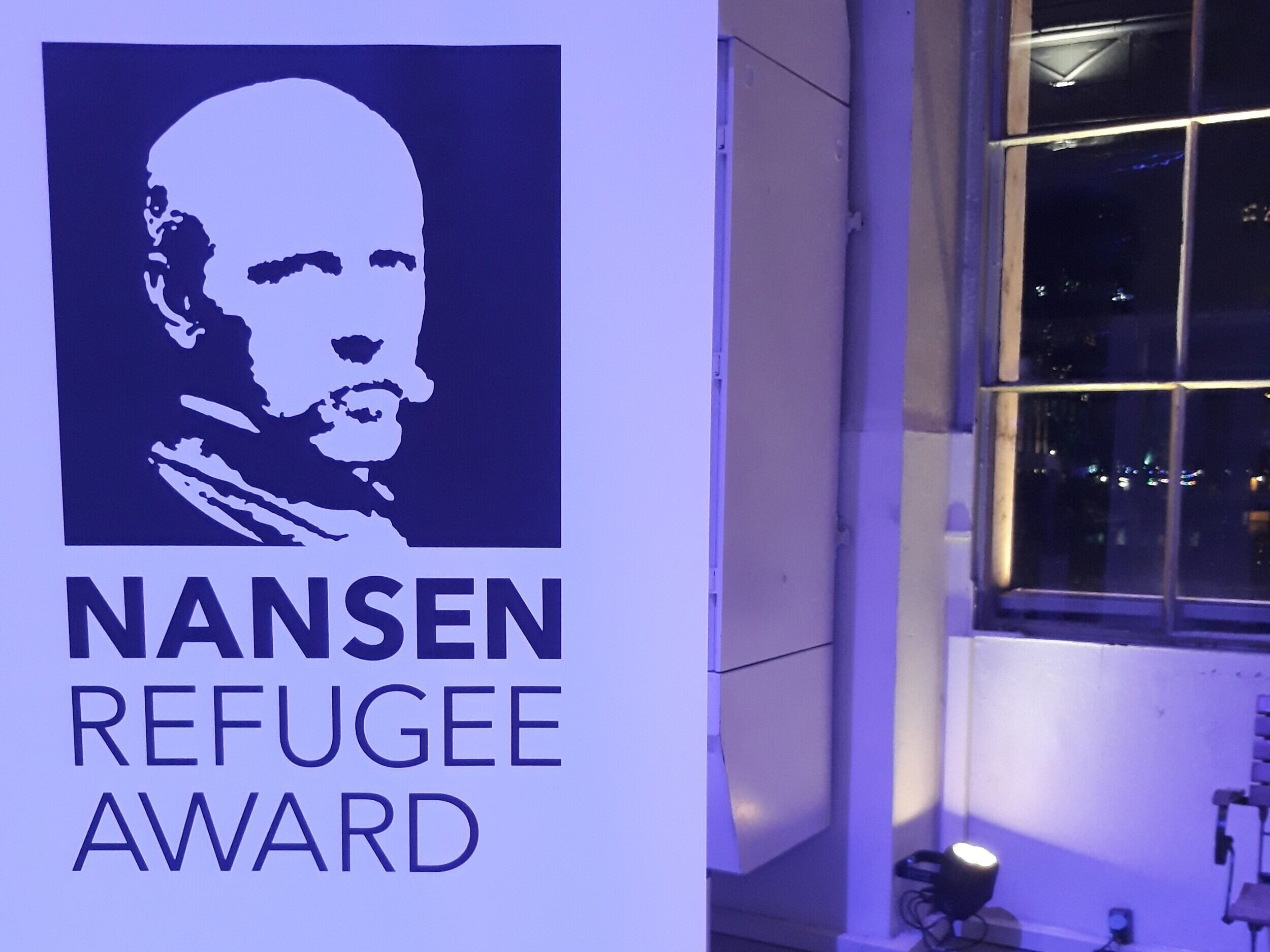 The Nansen Award Ceremony was hosted in the historic Bâtiment des Forces Motrices (BFM) along the canal.