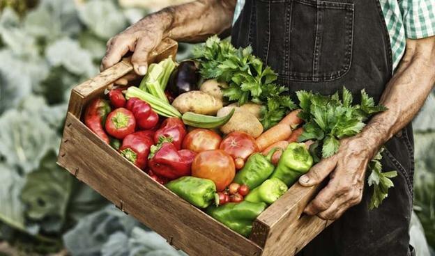 Local produce. Photo: Italy Magazine.