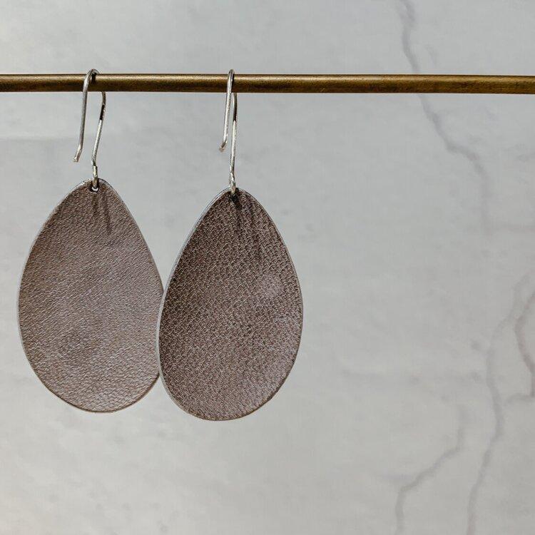 GOUDEBOU Silver Earrings
