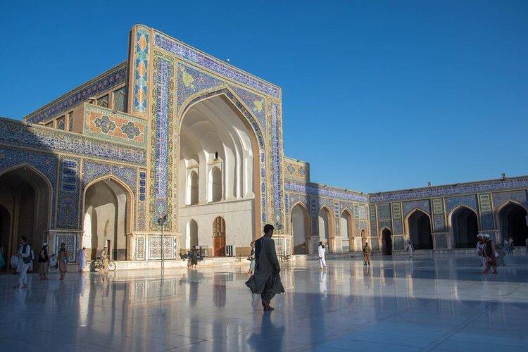 Herat, Afghanistan. Image: Omer Khan Photography.