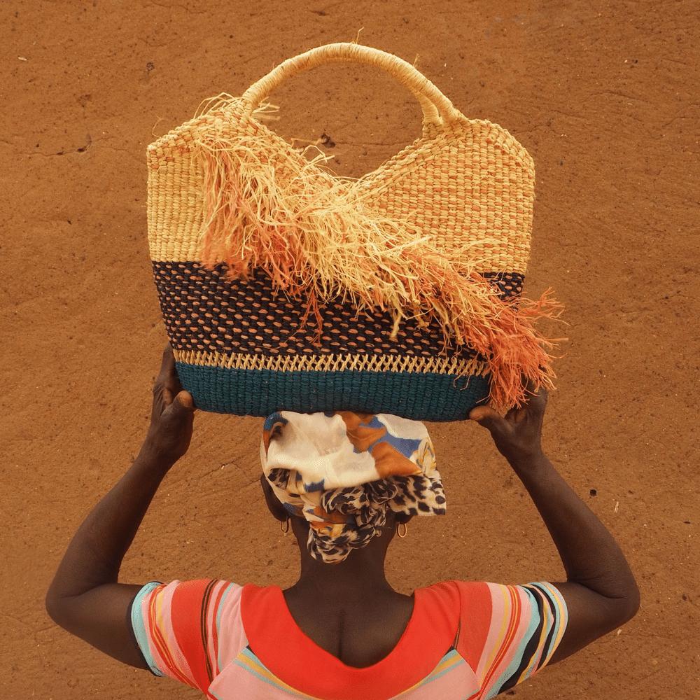 Behind the Scenes in Ghana