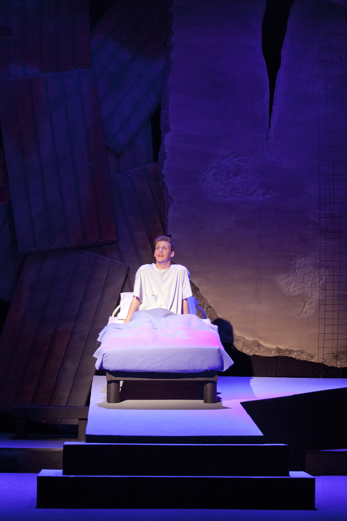 Angels in America: Millenium Approaches and Perestroika,  Prior Walter (Stray Dog Theatre)