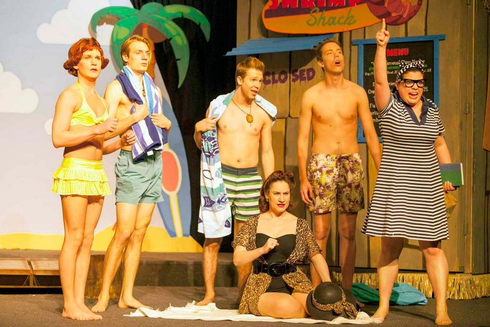 Psycho Beach Party,  Chicklet Forrest (Stray Dog Theatre)
