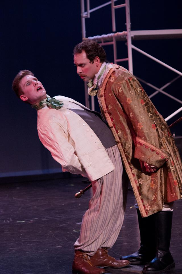 The Comedy of Errors,  Dromio of Ephesus/Syracuse (St. Louis Shakespeare)
