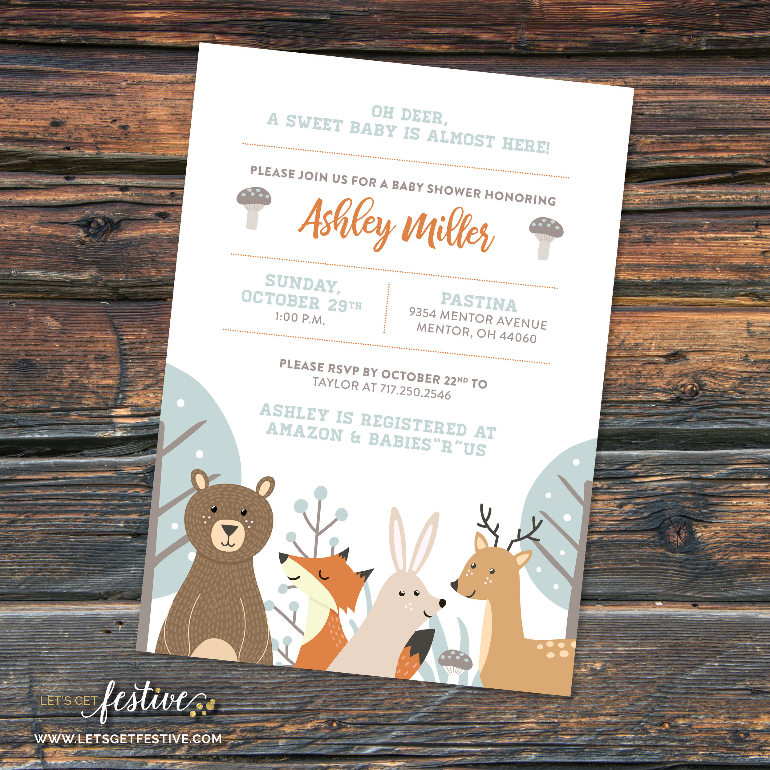Lets Get Festive_Woodland Baby Shower Invite.jpg