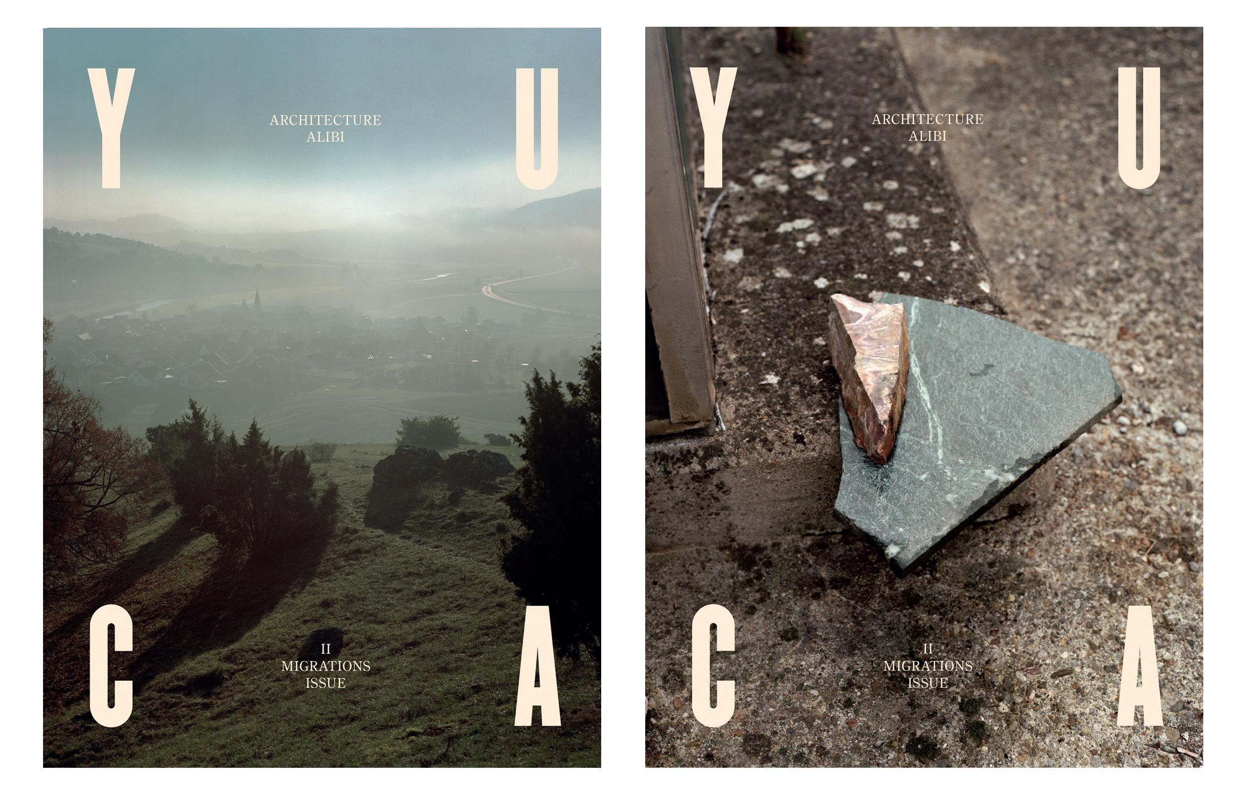 Yuca magazine Architecture Alibi