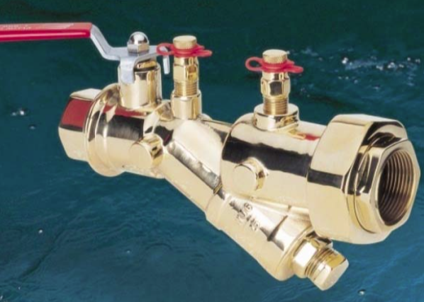 Flow limiting valve, also known as a automatic balancing valve (ABV)