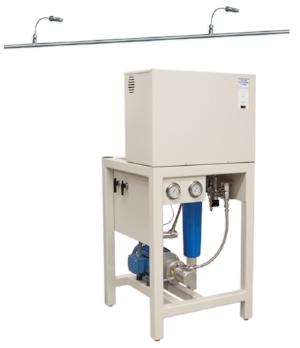 Adiabatic Humidifier