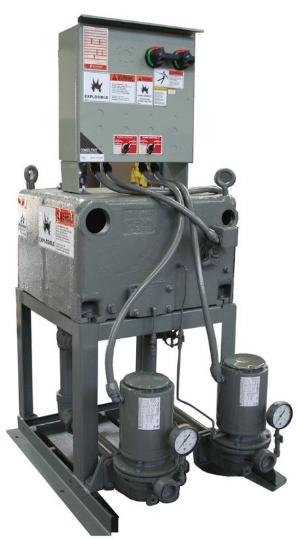 Bell & Gossett Domestic Model Condensate Return Unit