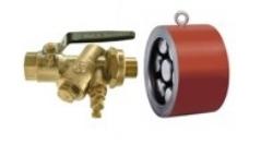 Flow limiting balance valves.