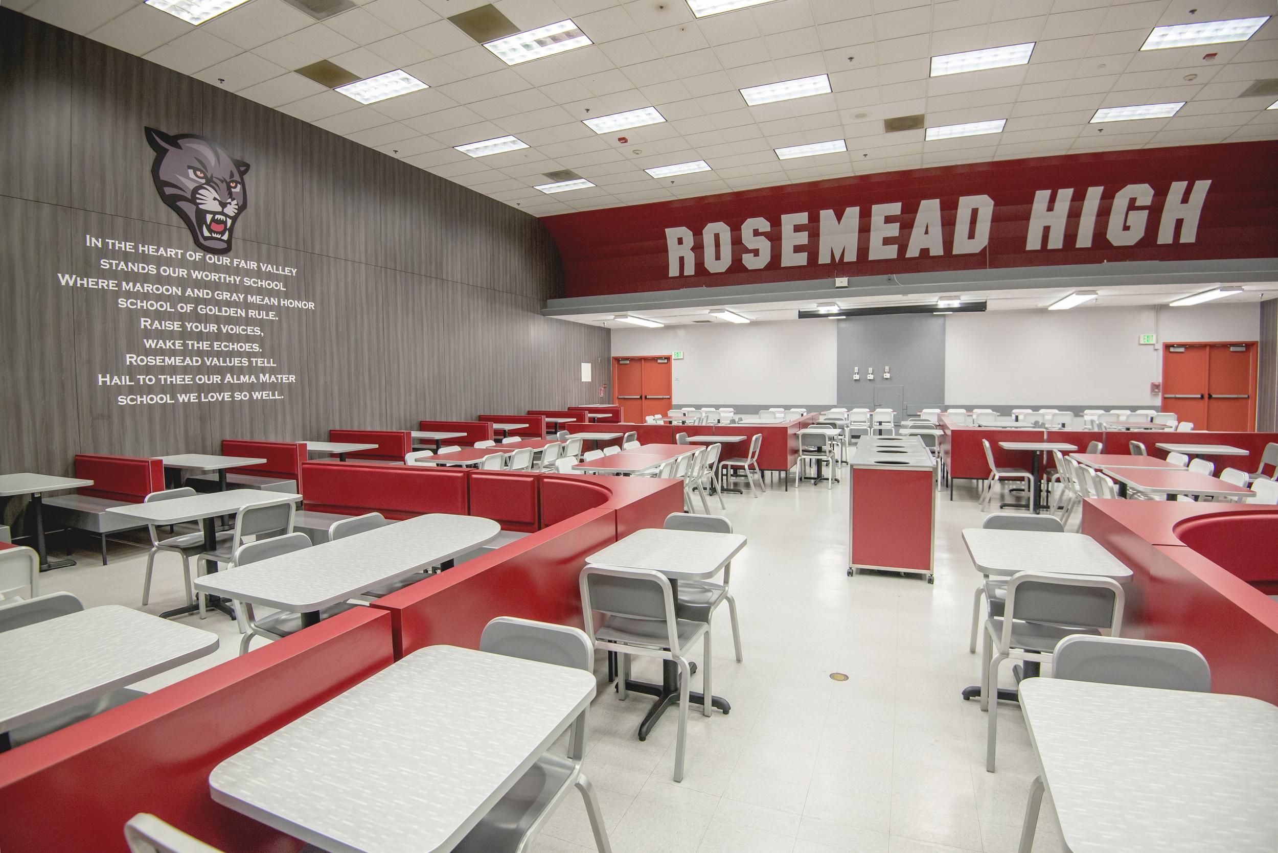 Rosemead High School  Rosemead, CA