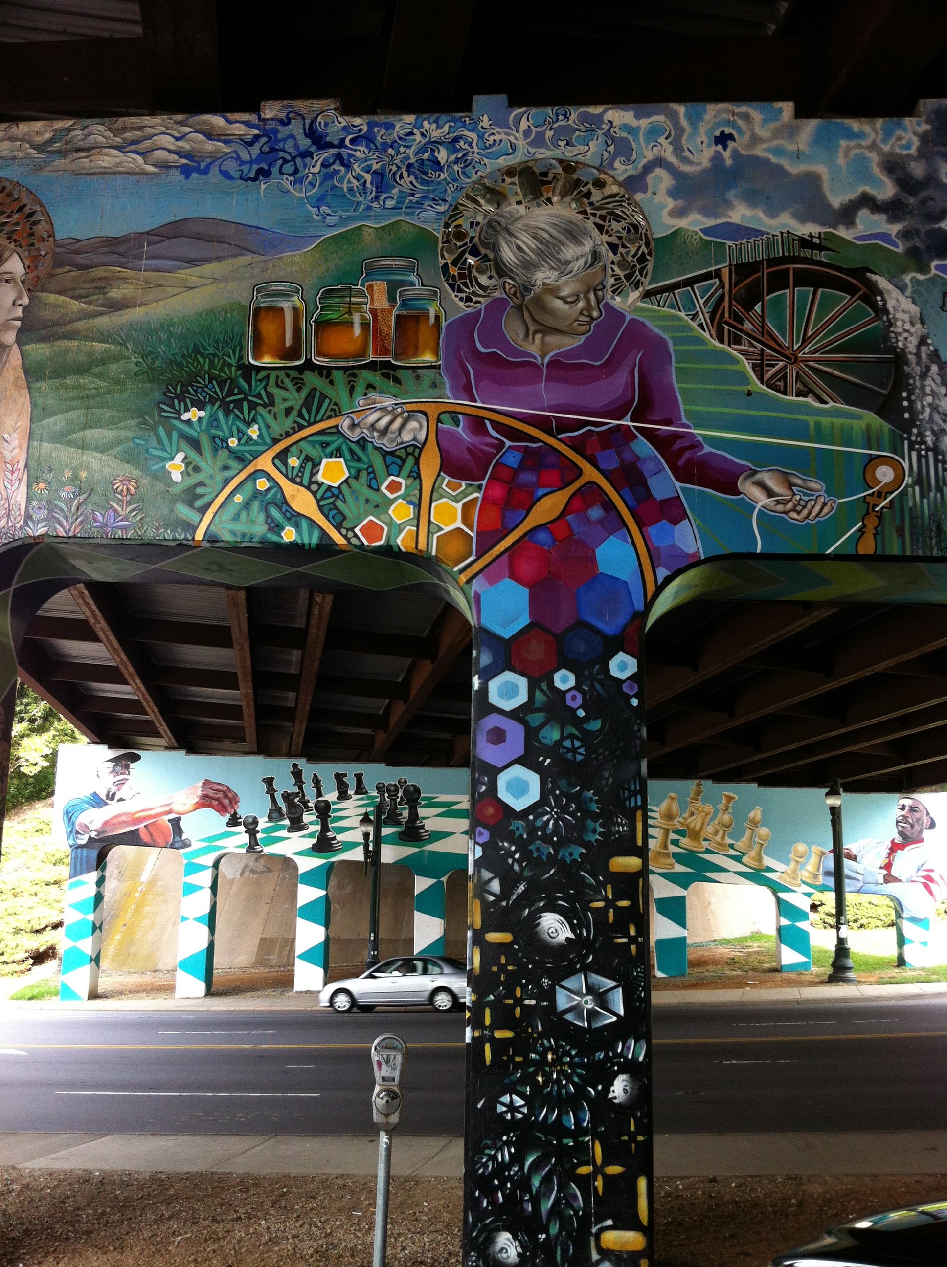 asheville street art avl avlstreetart avlgraffiti graffiti