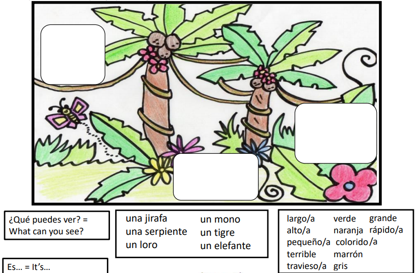 Writing focus sheets - Practising core written language creatively