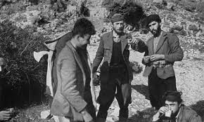 - Cretan guerrillas, two of whom are featured in The White Mountain.