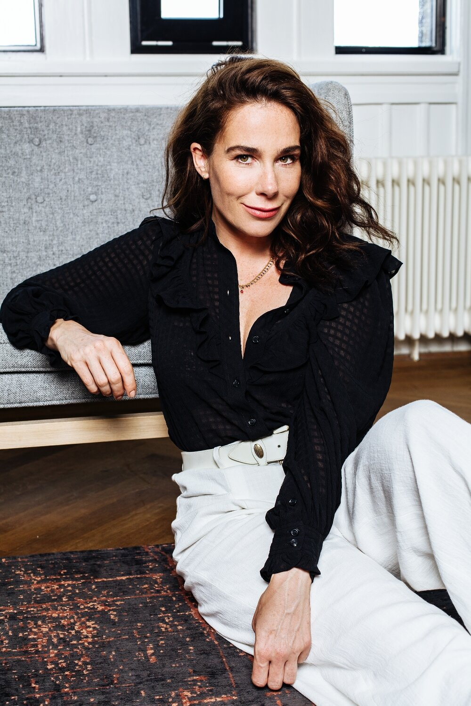 Halina Reijn   For Flair Magazine.