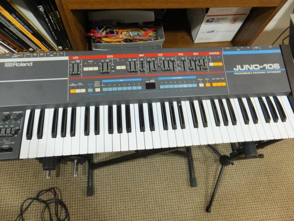 Roland Juno-106 Analogue Synthesizer