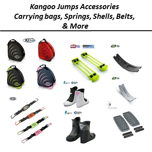 Kangoo Jumps Accessories