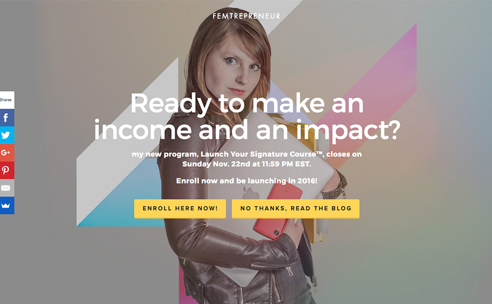 http://www.femtrepreneur.co/launch