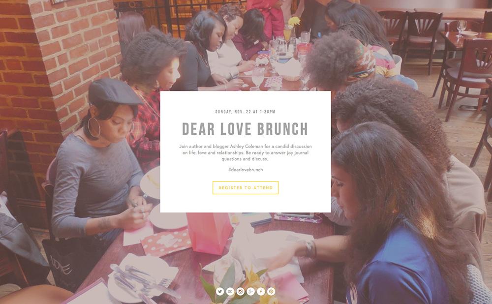 http://www.writelaughdream.com/dear-love-brunch