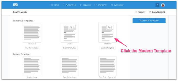 Convertkit Email Templates - An Overview