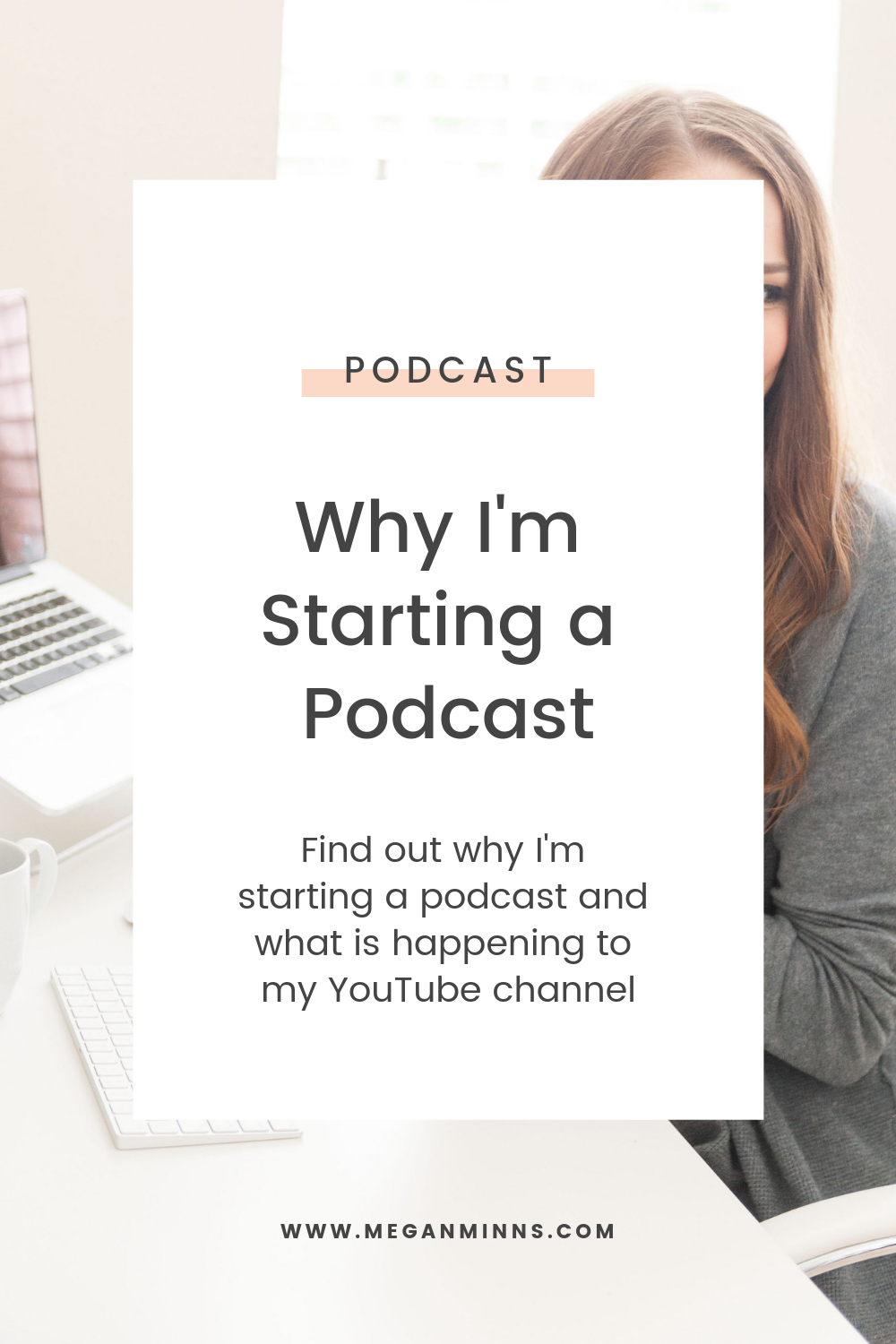 Why I'm Starting The Productive Life Podcast - you're going to see new podcast episodes every week from me all about productivity, time management, organization, business strategies, wellness, self-care, personal development, personal updates, and more! Head to MeganMinns.com/tpl (or wherever you listen to podcasts) to subscribe!