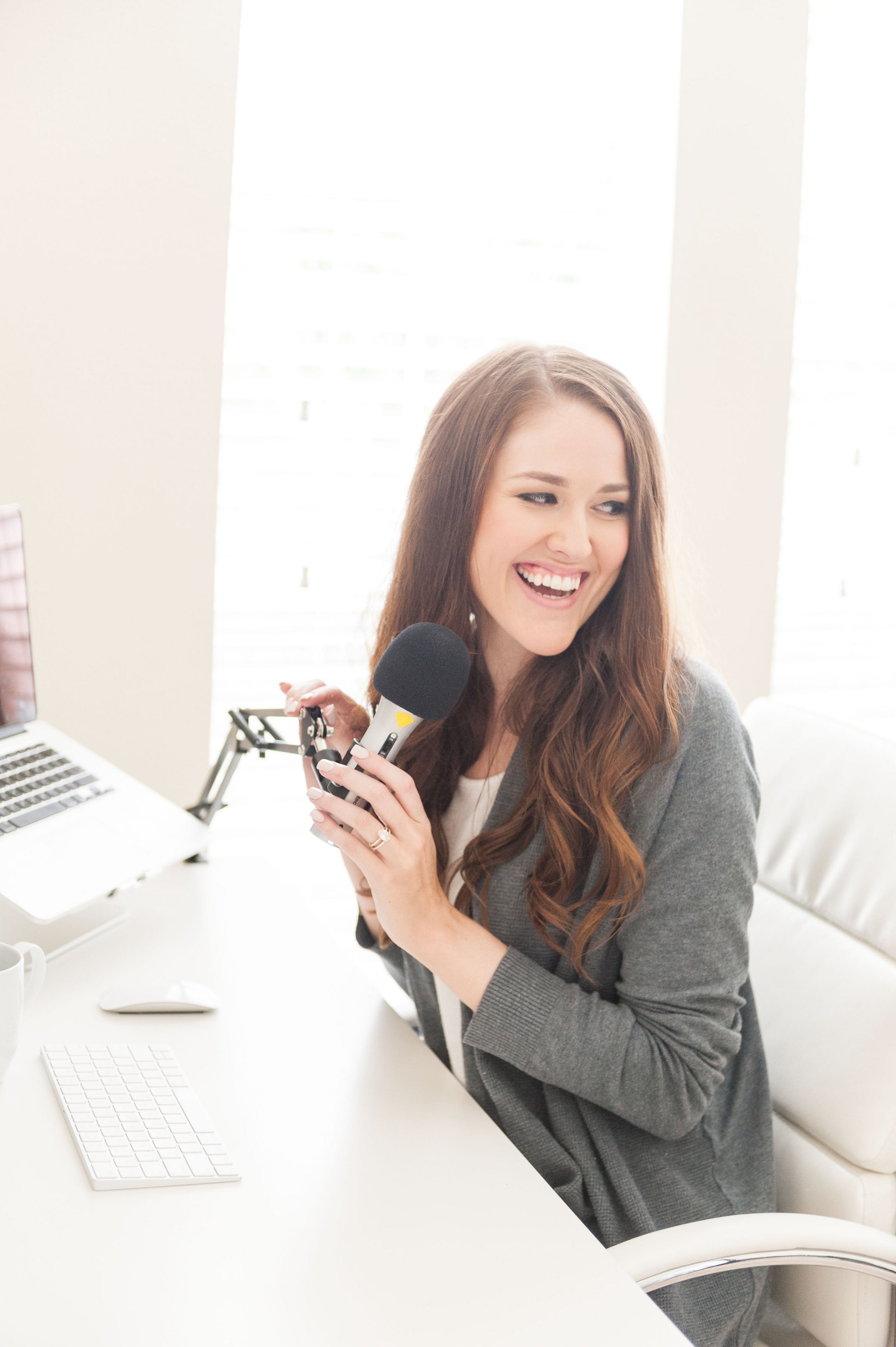 How I Launched my Podcast in 23 Days - Megan Minns