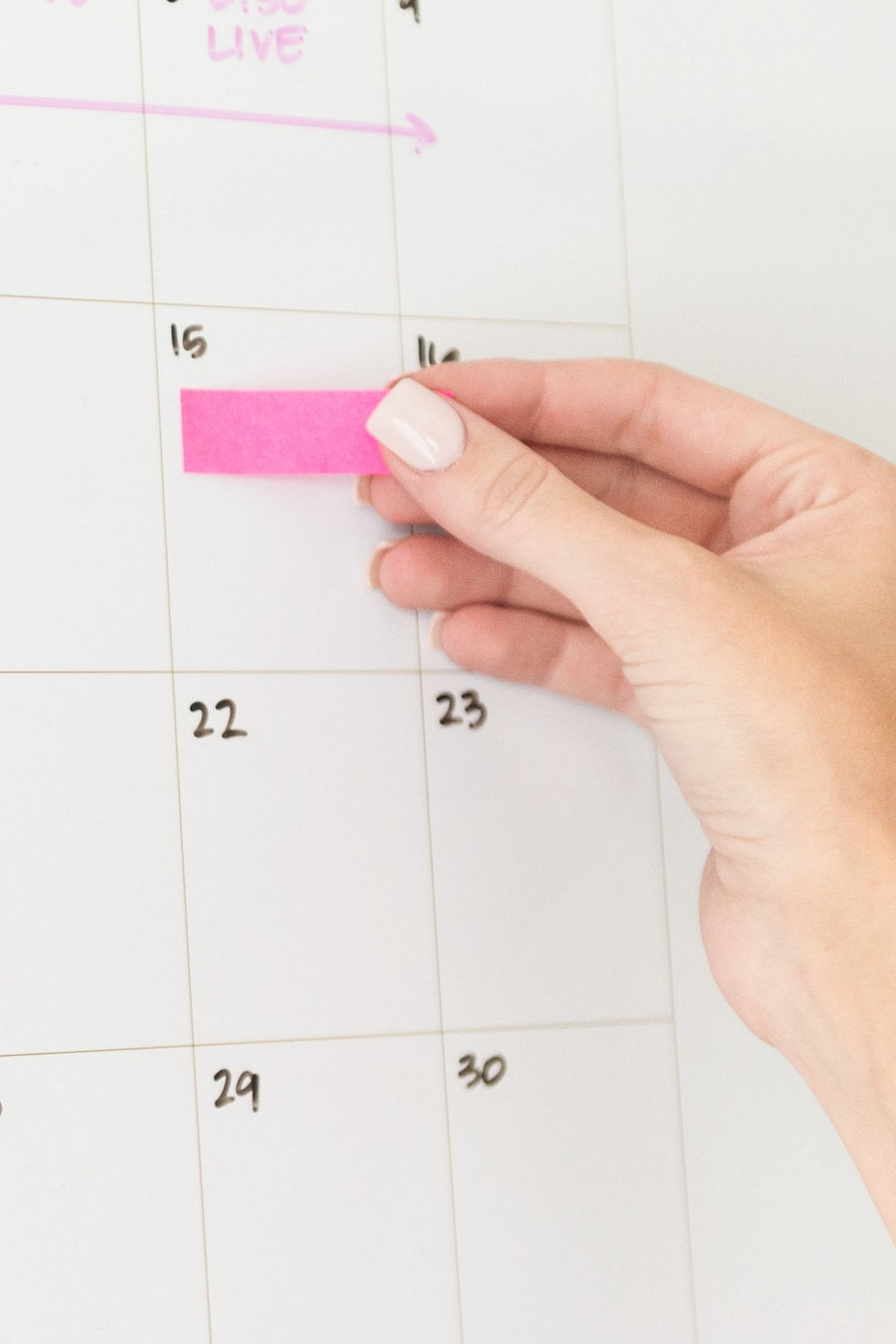 My Weekly Schedule for 4-Day Workweeks - Megan Minns