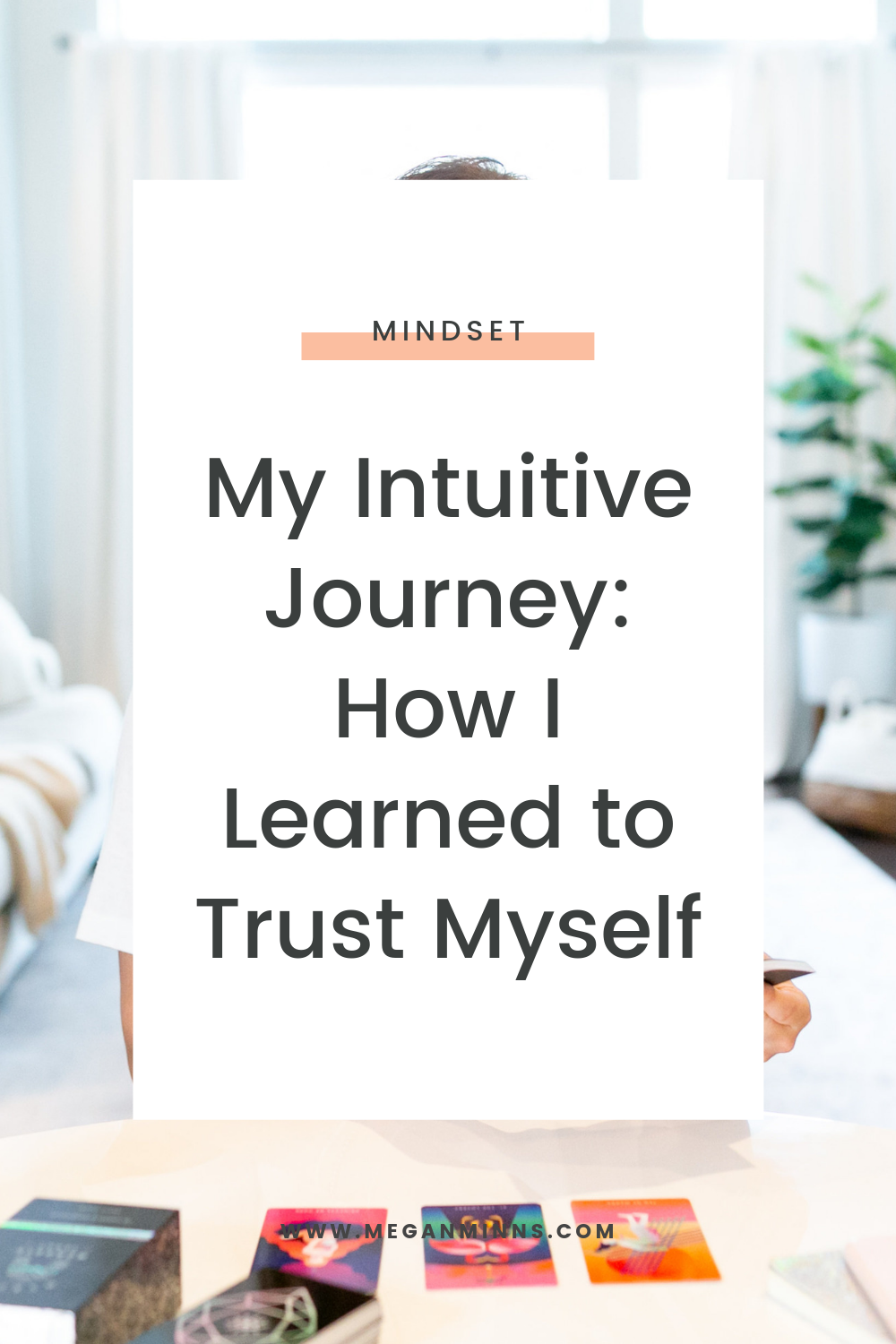 Pre-2019 Megan didn't believe she had an intuition and went so far as to boldly tell a business coach just that.  But I've changed so much from the beginning of 2018 with my journey of curiosity, play, spirituality, and intuition, that I couldn't hold it back any longer.  In today's episode, I'm sharing my story of transformation and what it looks like to start and continue to find and utilize your intuition.  I can't wait for you to listen!  READ THE FULL BLOG POST ➡️ https://meganminns.com/blog/intuitive-journey