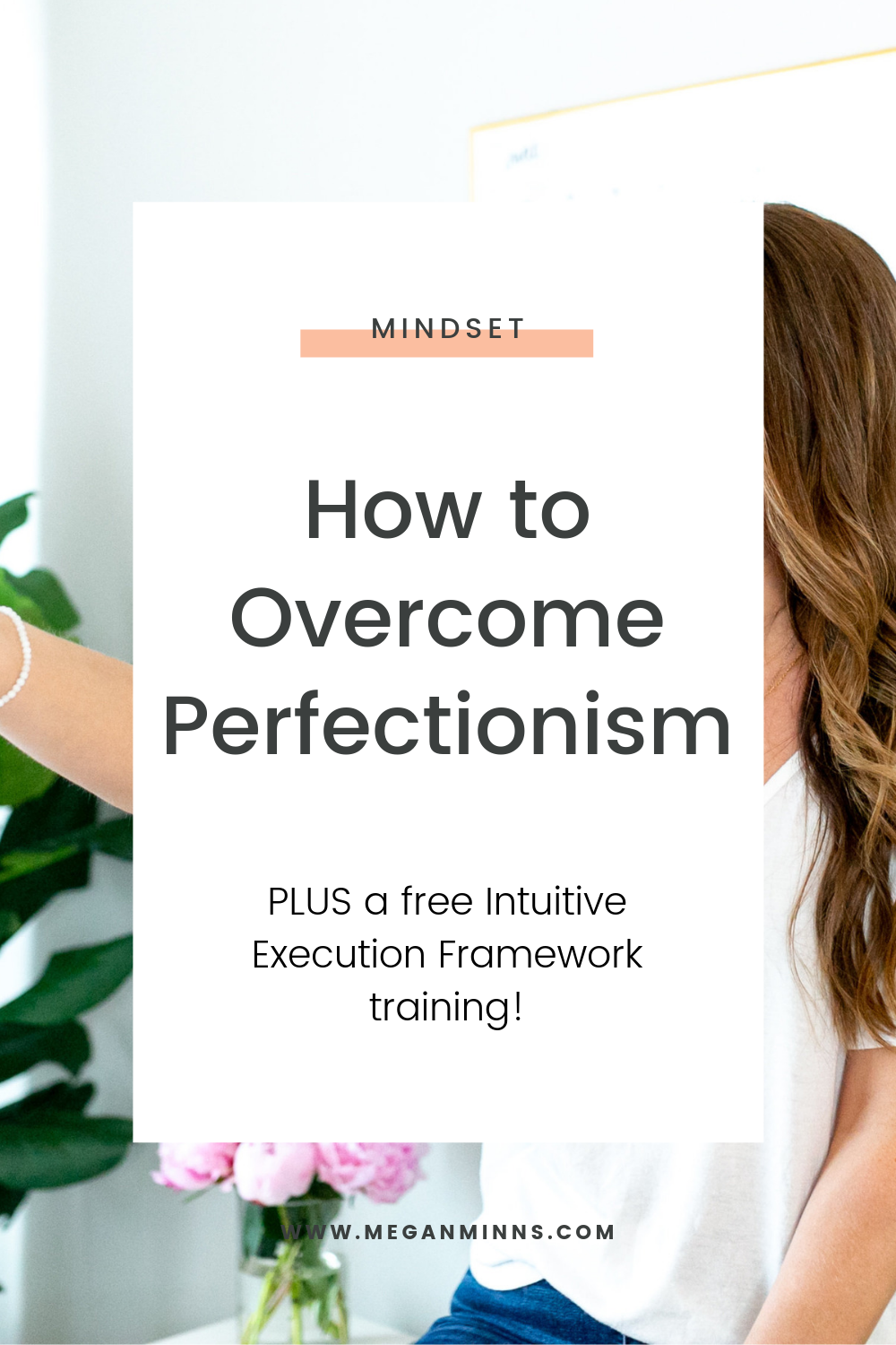 If you're a perfectionist, you know how hard it can be to overcome perfectionism. Maybe it hasn't worked in the past.  In this episode, I'm sharing my story of living as a perfectionist and how I was able to overcome perfectionism and step into my true self.  I'm showing up more confident and feeling more me every day, and I want the same for you. Perfectionism can be disastrous to your work and your business, and it's time to kick it to the curb.  READ THE FULL BLOG POST ➡️ https://meganminns.com/blog/overcome-perfectionism