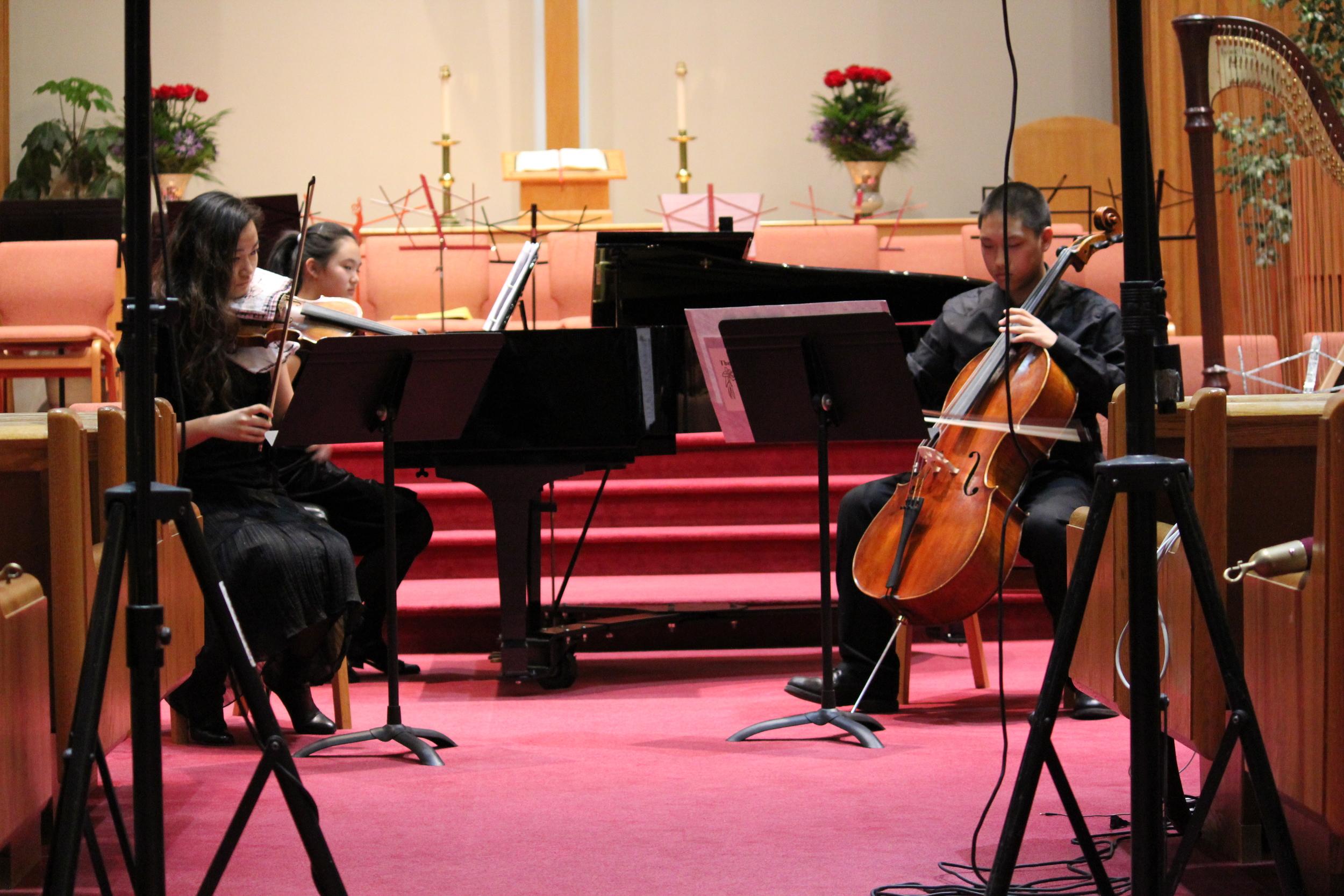 Mozart Piano Trio