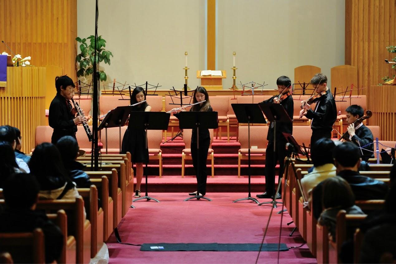 Telemann Wind Ensemble
