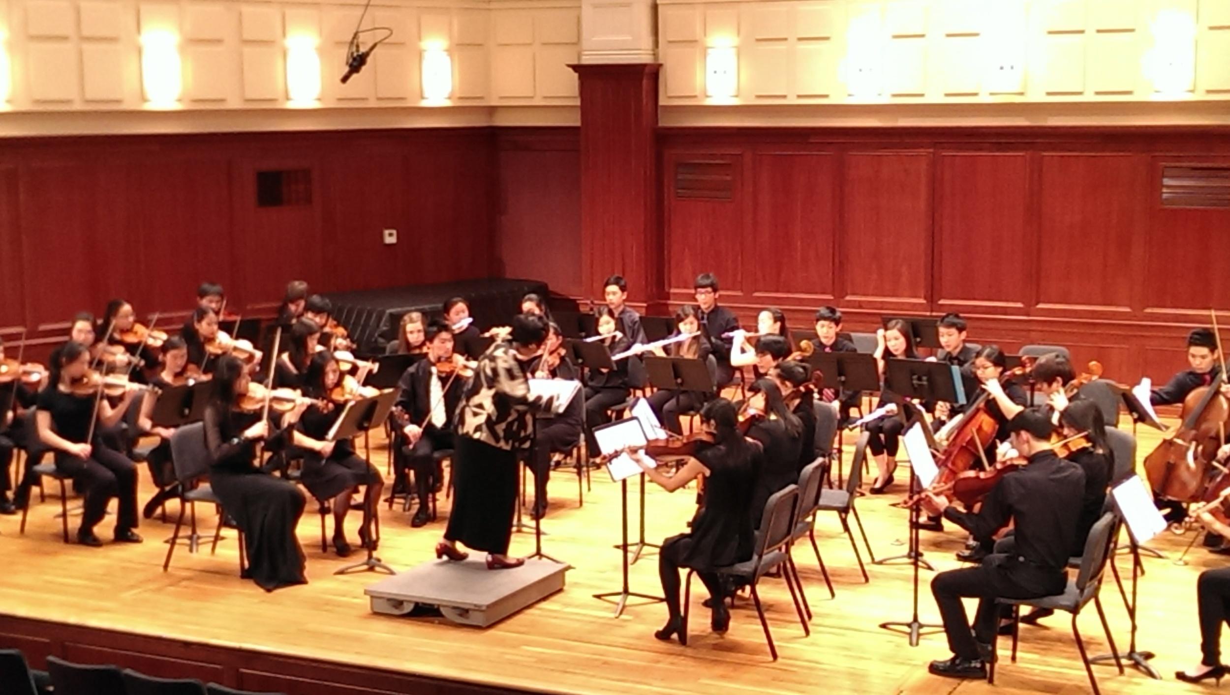 "Performing Matthew Liu's ""Provincial Suite"""