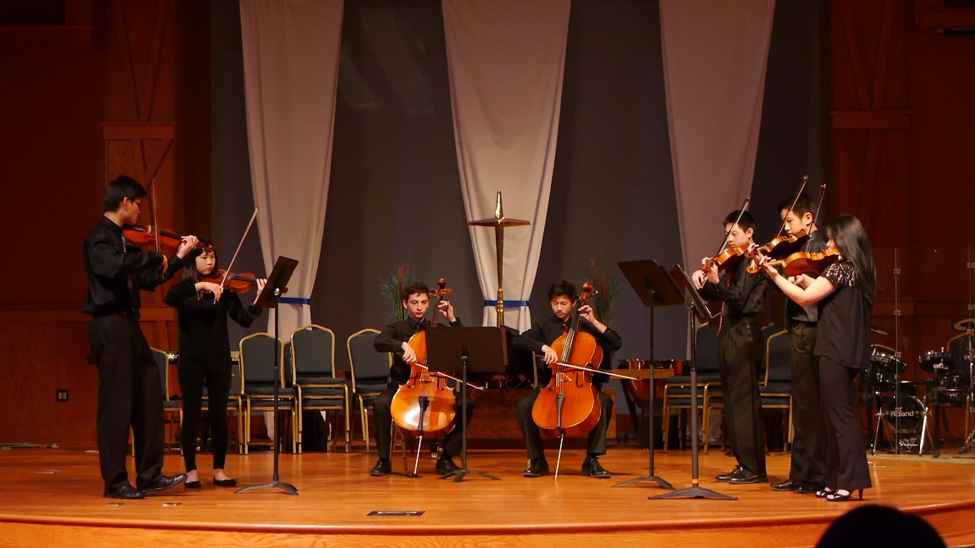 Tango Double String Quartet